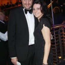 Berlino 2010: Bastian Pastewka e sua moglie