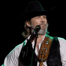 Jeff Bridges in un'immagine del film Crazy Heart