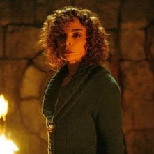 Tituba Bennett (Jasmine Guy) in una scena dell'episodio Fool Me Once di Vampire Diaries