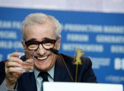 Berlinale 2010: Martin Scorsese, autore di Shutter Island, durante la conferenza stampa sul film