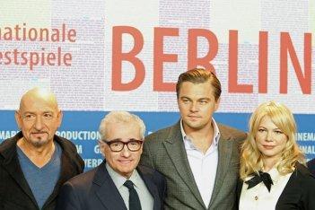 Berlinale 2010: Scorsese, DiCaprio, Michelle Williams e Ben Kingsley presentano il thriller Shutter Island