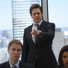 Hugh Grant in una scena di Che fine hanno fatto i Morgan?