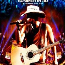 La locandina di Kenny Chesney: Summer in 3D