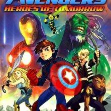 La locandina di Next Avengers - Gli eroi di domani