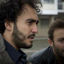 Il regista Alessandro Aronadio sul set del suo film Due vite per caso