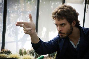 Lorenzo Balducci in un'immagine del film Due vite per caso