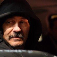 Olivier Marchal in un primo piano tratto dal film Diamond 13