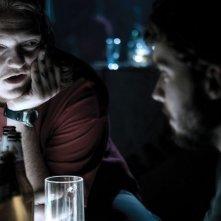 Riccardo Cicogna e Lorenzo Balducci in una scena di Due vite per caso