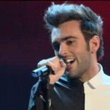 Sanremo 2010, prima serata: Marco Mengoni