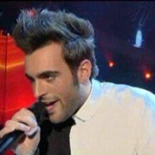 Sanremo 2010, prima serata: Marco Mengoni, vincitore della terza edizione di X-Factor