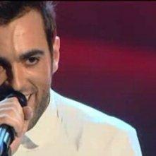 Sanremo 2010, prima serata: Marco Mengoni, vincitore di X-Factor 3