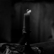 Una tetra scena del film La scala a chiocciola (1946)