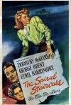 Locandina del film La scala a chiocciola ( 1946 )
