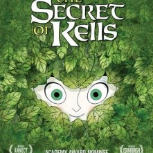 Nuovo poster USA per The Secret of Kells