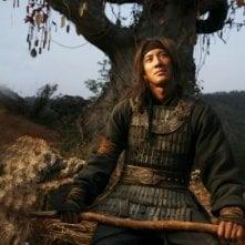 Wang Leehom in Da bing xiao jiang (Little Big Soldier)