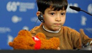 Berlinale 2010: il piccolo Bora Altas incontra la stampa per presentare Honey (Bal)