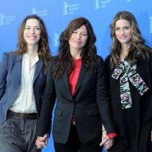 Berlinale 2010: Rebecca Hall, Catherine Keener e Amanda Peet presentano Please Give