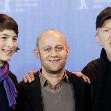 Berlinale 2010: Samuel Schneider, Jürgen Vogel e Michael Gwisdek presentano Boxhagener Platz