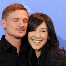 Berlinale 2010: Sibel Kekilli e Florian Lukas presentano When We Leave
