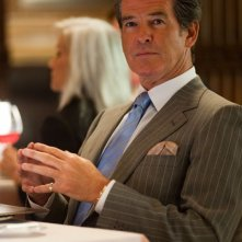 Pierce Brosnan in un'immagine tratta dal film Remember Me