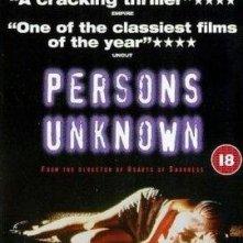 La locandina di Persons Unknown
