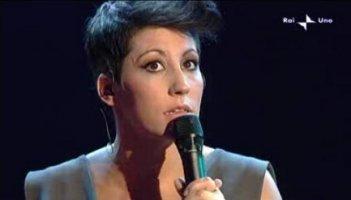 Sanremo 2010, quarta serata: Malika Ayane