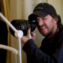 Il regista Breck Eisner  durante le riprese di The Crazies