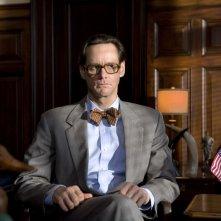 Jim Carrey in una delle sue straordinarie espressioni facciali nel film I Love You Phillip Morris