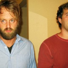 Joshua Leonard e Mark Duplass in un'immagine tratta da Humpday