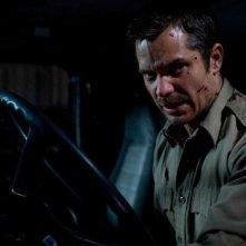 Timothy Olyphant nel ruolo di David Dutton nel film The Crazies