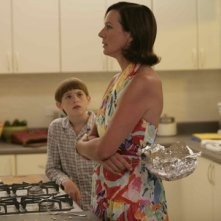 Allison Janney e Dylan Riley Snyder in una scena del film Life During Wartime di Todd Solondz