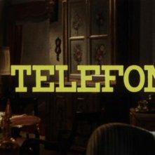 Titoli di testa dell\'episodio \'Il telefono\' del film I tre volti della paura