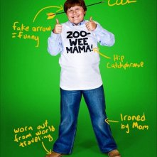 Character Poster 2 per  Diary of a Wimpy Kid
