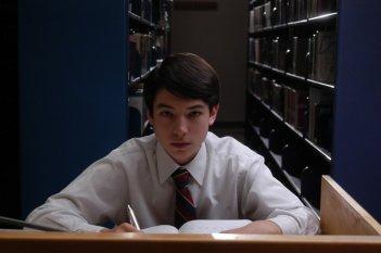 Ezra Miller, protagonista del film Afterschool