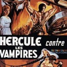 Locandina del film Ercole al centro della terra ( 1961 )