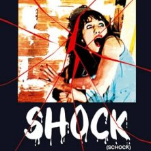 Locandina del film Shock ( 1977 ) di Mario Bava