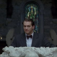 Michael Stuhlbarg in una scena del film Afterschool
