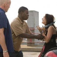 Bruce Willis e Tracy Morgan in una scena della commedia poliziesca Cop Out