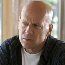 Bruce Willis in un'immagine di Cop Out