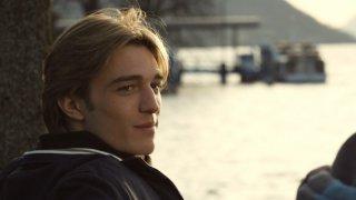 Francesco Mariottini in un'immagine tratta dal film Sentirsi dire