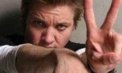 Jeremy Renner: 'Vorrei interpretare Kurt Cobain'