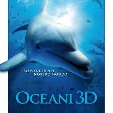 Locandina italiana di Oceani 3D
