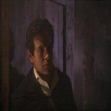 Mark Damon in una scena del film I tre volti della paura ( 1963 )