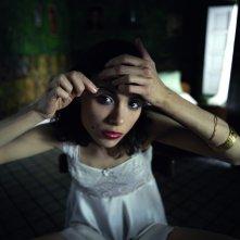 Pegah Ferydoni in un'immagine tratta dal film Donne senza uomini