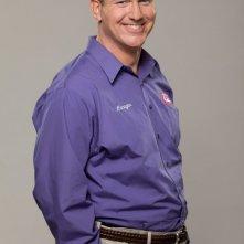 Ian Roberts in una foto promozionale della serie Players