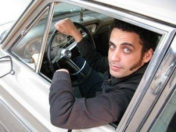 Il cantante Jairo Zabala (Depedro)