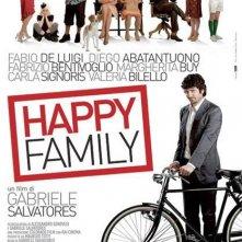 La locandina di Happy Family