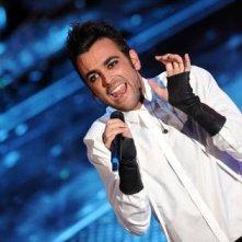 Marco Mengoni al Festival di Sanremo 2010