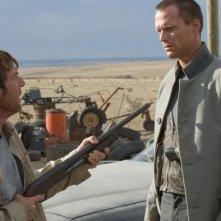 Paul Bettany, protagonista in pericolo nel film Legion