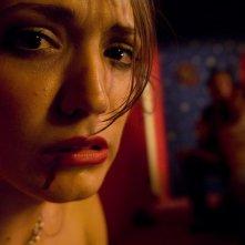 Primo piano di Irina Potapenko tratto dal film Revanche
